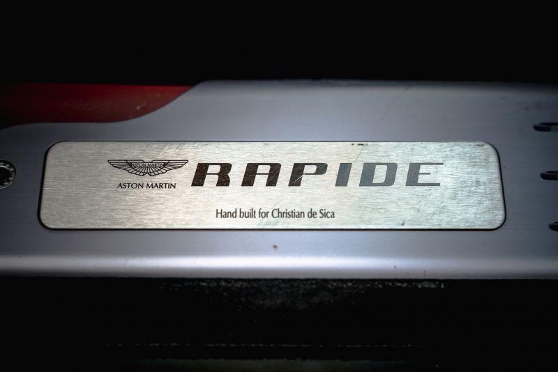 2010 Aston Martin Rapide 6.0 V12 62585