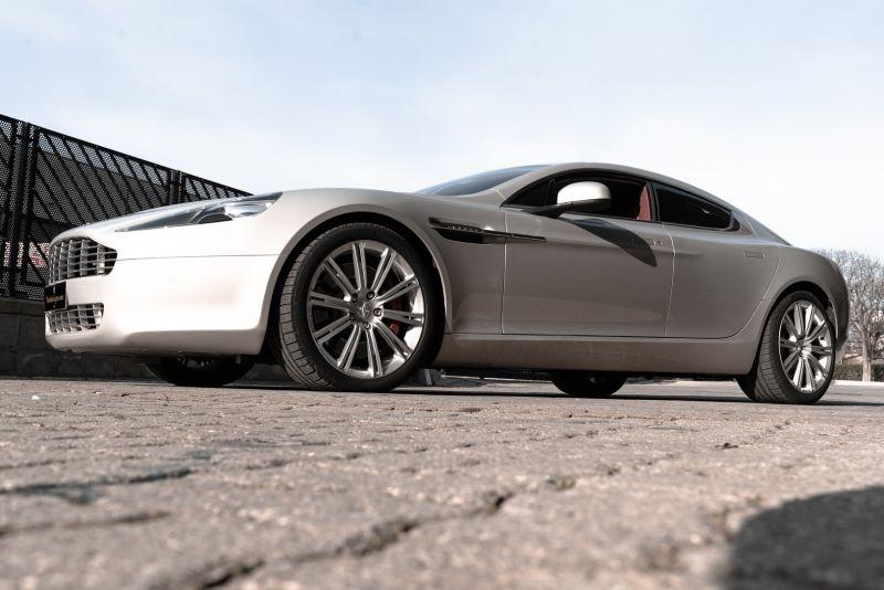 2010 Aston Martin Rapide 6.0 V12 62551
