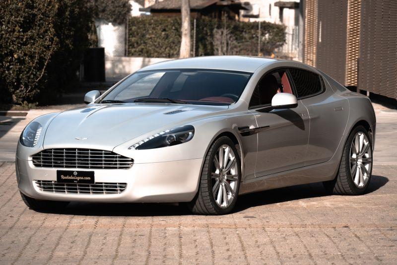 2010 Aston Martin Rapide 6.0 V12 62552