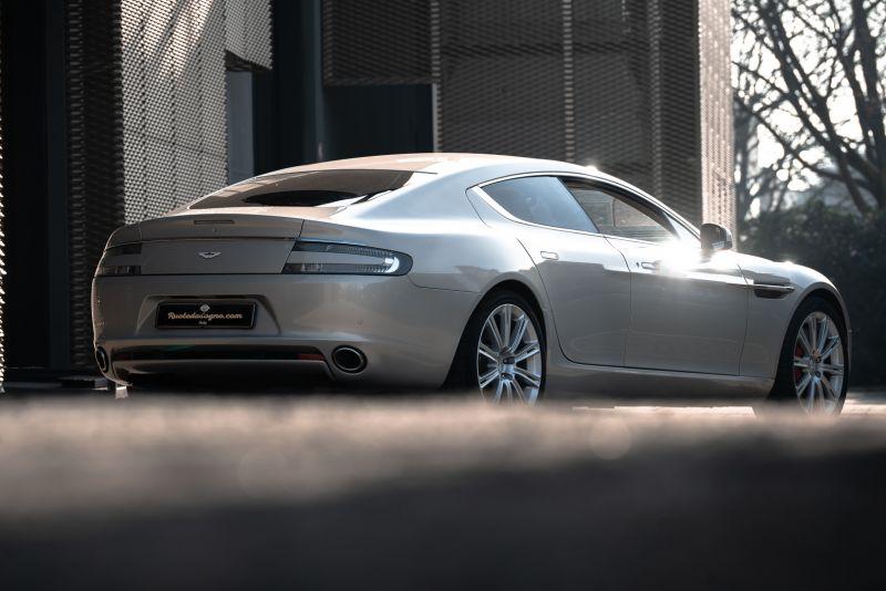 2010 Aston Martin Rapide 6.0 V12 62614