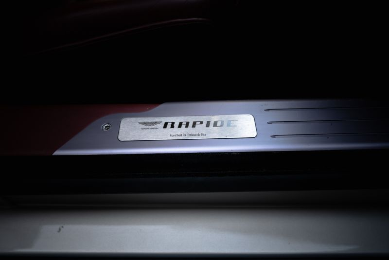 2010 Aston Martin Rapide 6.0 V12 62617