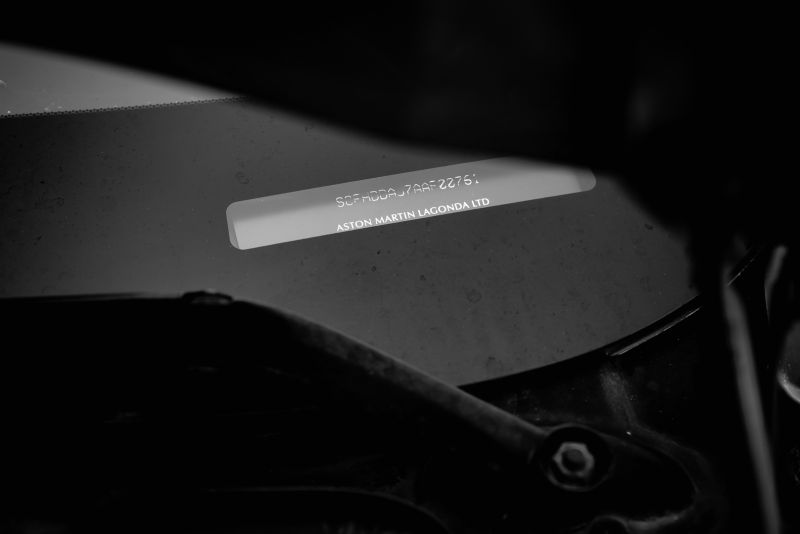 2010 Aston Martin Rapide 6.0 V12 62629