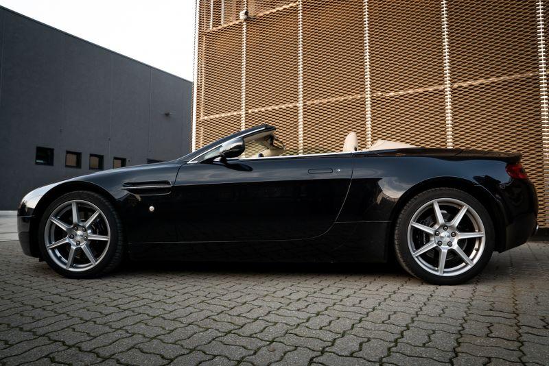 2008 Aston Martin 4.3 V8 Vantage Roadster N400 82801