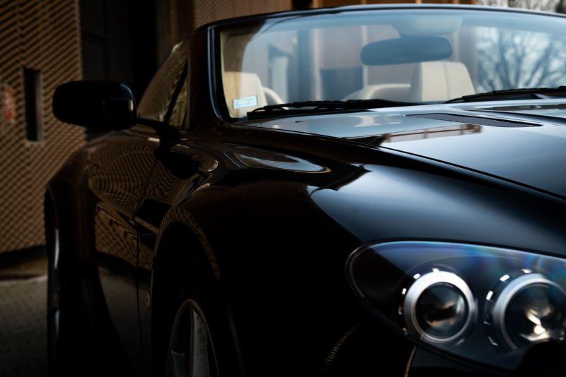 2008 Aston Martin 4.3 V8 Vantage Roadster N400 82805