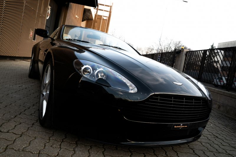 2008 Aston Martin 4.3 V8 Vantage Roadster N400 82804