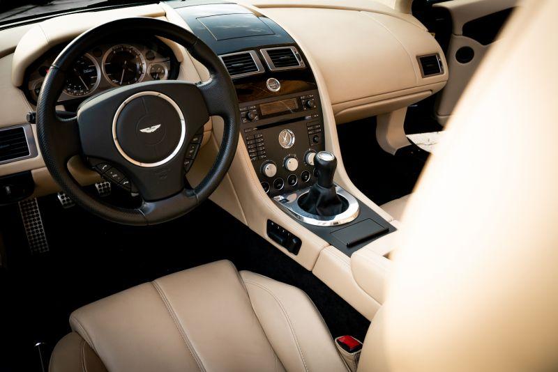 2008 Aston Martin 4.3 V8 Vantage Roadster N400 82825