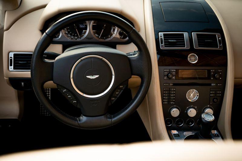 2008 Aston Martin 4.3 V8 Vantage Roadster N400 82826