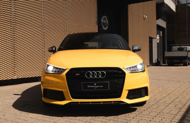 2014 Audi S1 Sportback 2.0 TFSI Quattro 83608
