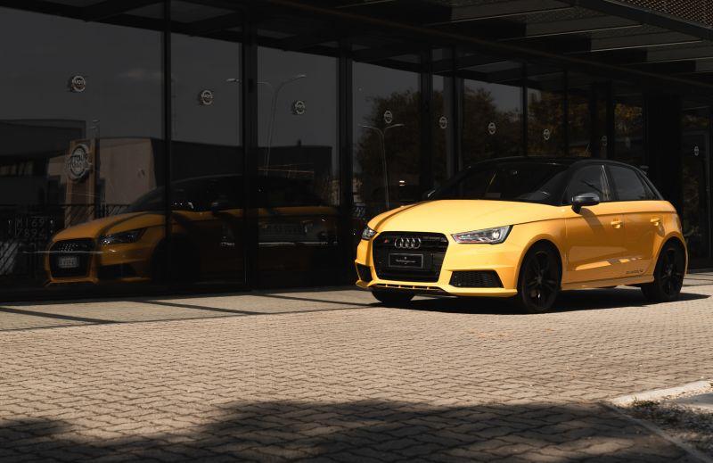 2014 Audi S1 Sportback 2.0 TFSI Quattro 83602