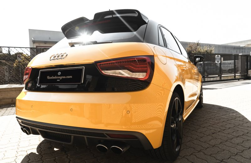 2014 Audi S1 Sportback 2.0 TFSI Quattro 83613