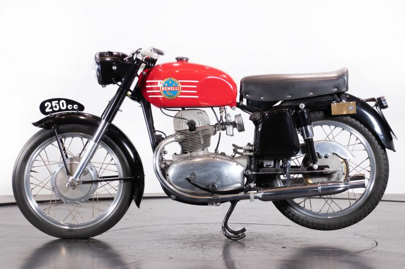 1955 Benelli 250 Leonessa 74303