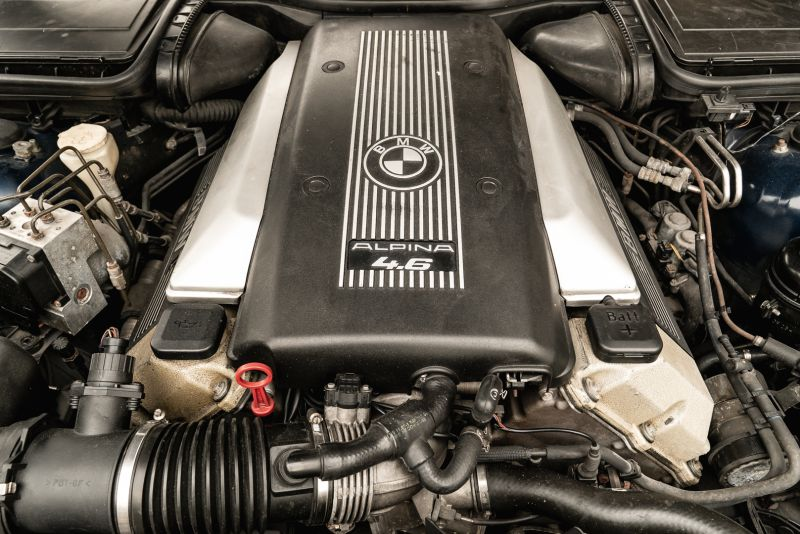 1998 BMW Alpina B10 Touring V8 82/204 78210