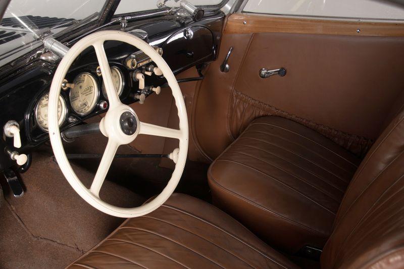 1938 BMW 327/28 22095