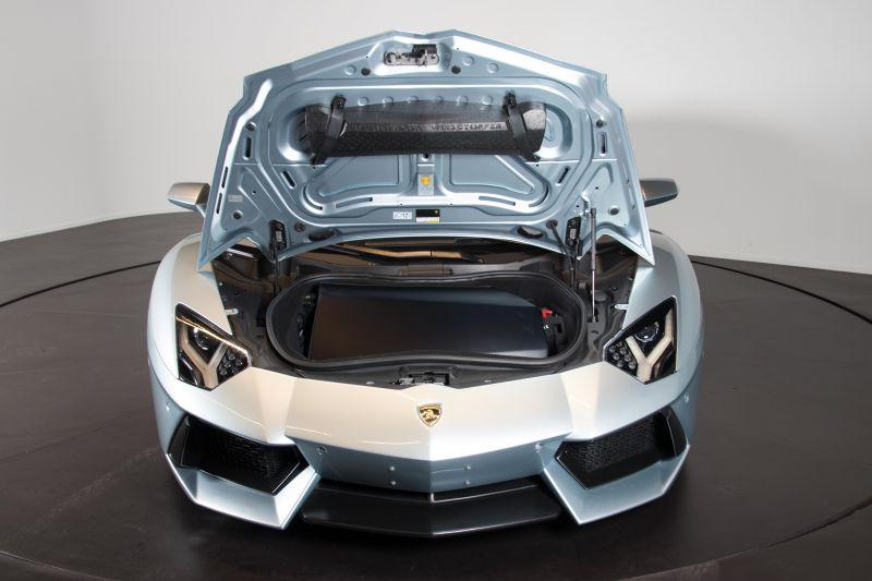 2014 Lamborghini Aventador Roadster  3819