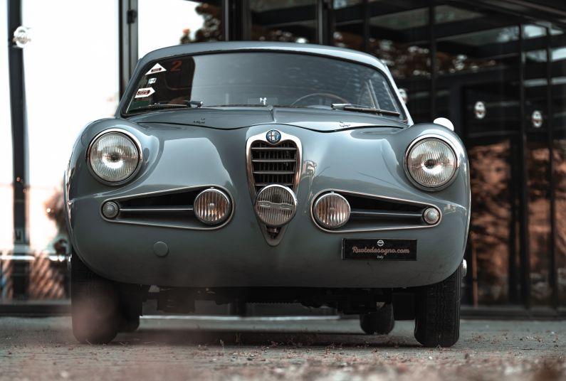 1954 Alfa Romeo 1900 C Super Sprint 73044