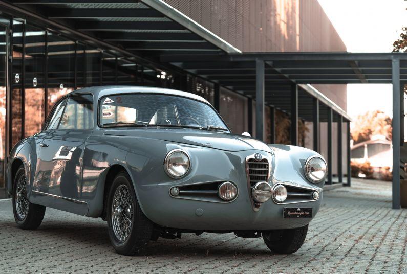 1954 Alfa Romeo 1900 C Super Sprint 73048