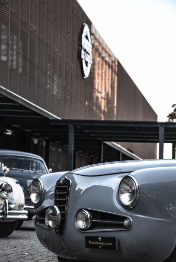 1954 Alfa Romeo 1900 C Super Sprint 73058