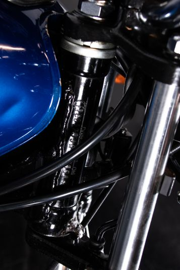 1980 Honda CB 125 7/C 63475
