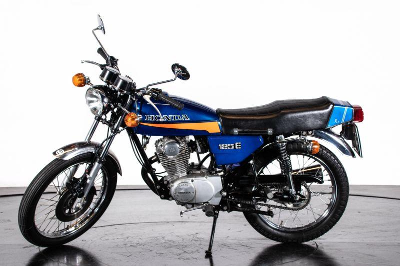 1980 Honda CB 125 7/C 63458