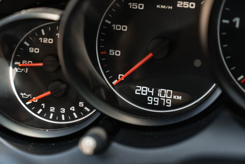 2011 Porsche Cayenne 3.0 V6 76866