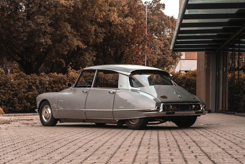 1967 Citroen DS 21 Pallas 80881