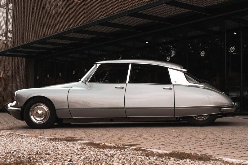 1967 Citroen DS 21 Pallas 80884