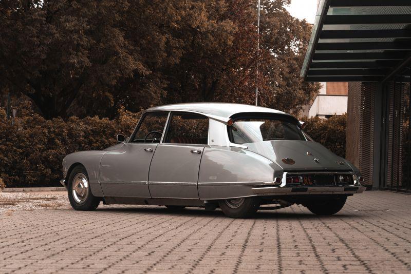 1967 Citroen DS 21 Pallas 80879