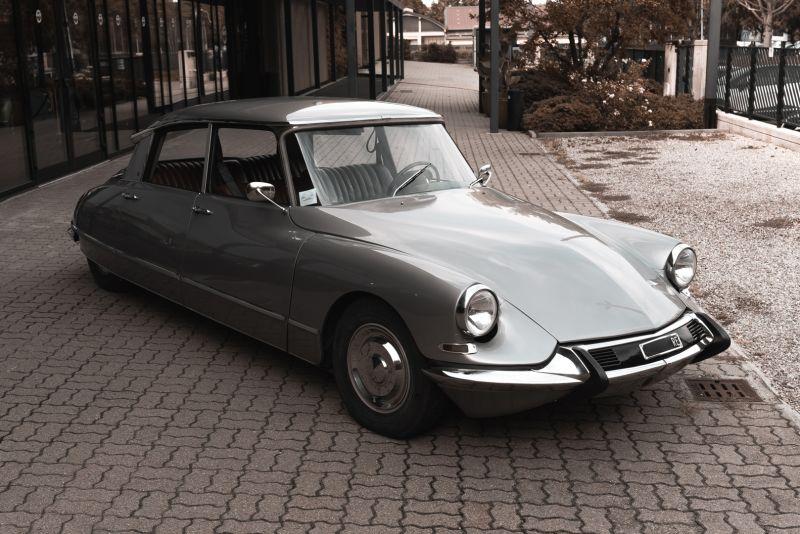 1967 Citroen DS 21 Pallas 80886