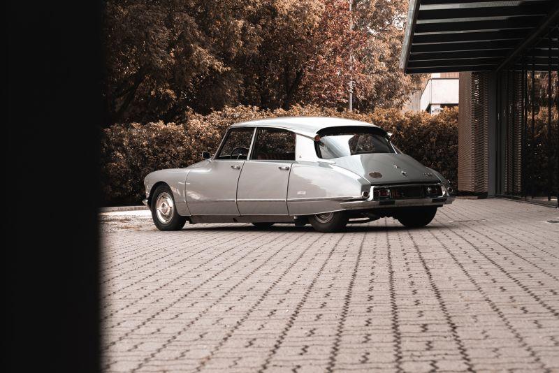1967 Citroen DS 21 Pallas 80895