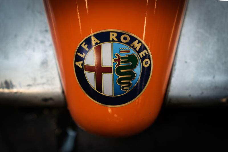 1991 Dallara Alfa Romeo Tipo 391 60418