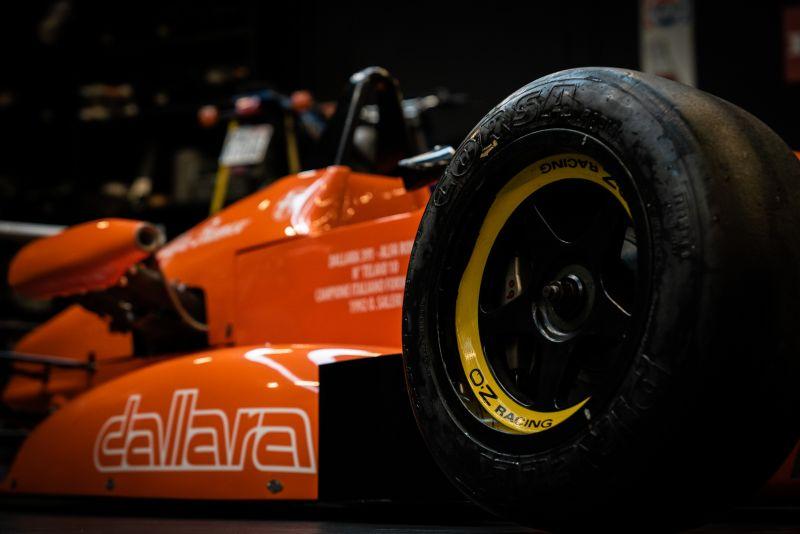 1991 Dallara Alfa Romeo Tipo 391 60419