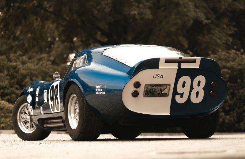 1965 Shelby Cobra Daytona Coupé Replica 84250