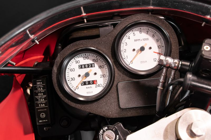 1993 Ducati 350 SS SuperSport 71400