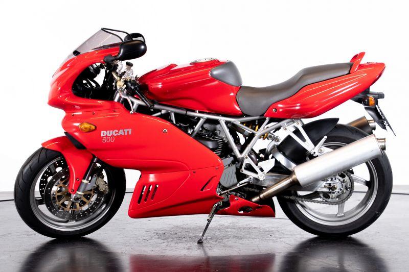 2004 DUCATI SUPERSPORT 800 55944