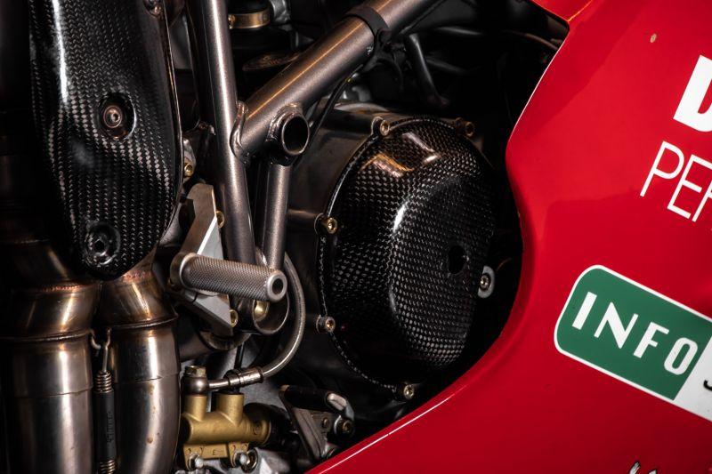 2008 Ducati 996 Fogarty Evocation 03/12 84218