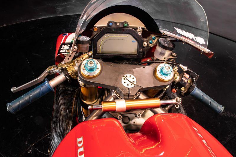 2008 Ducati 996 Fogarty Evocation 03/12 84231