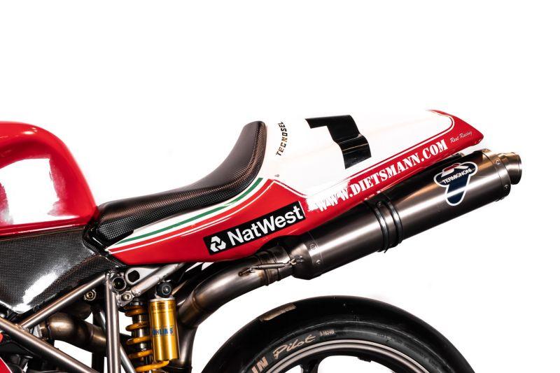 2008 Ducati 996 Fogarty Evocation 03/12 84211