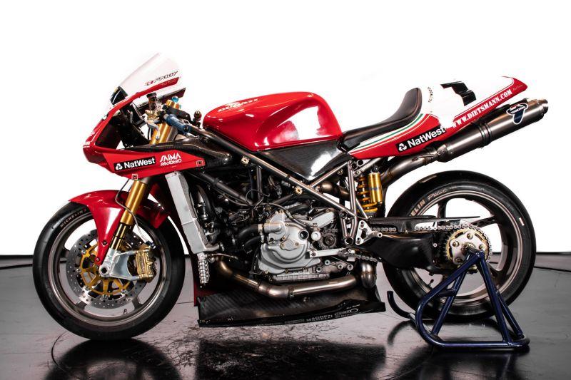 2008 Ducati 996 Fogarty Evocation 03/12 84210