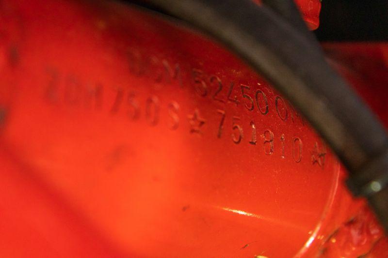 1989 Ducati 820 MAGNESIO PROTOTIPO 74631