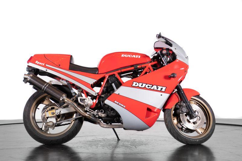 1989 Ducati 820 MAGNESIO PROTOTIPO 74618