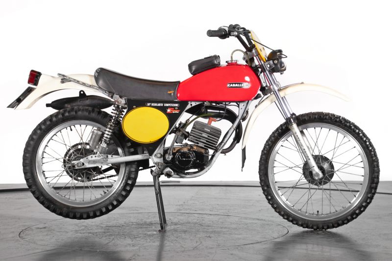 1976 FANTIC MOTOR TX 160 50528