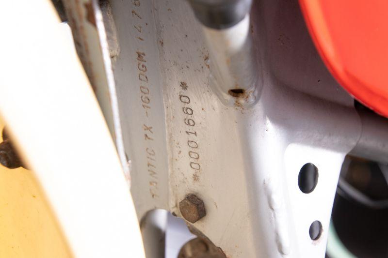 1982 FANTIC MOTOR TX 160 50115