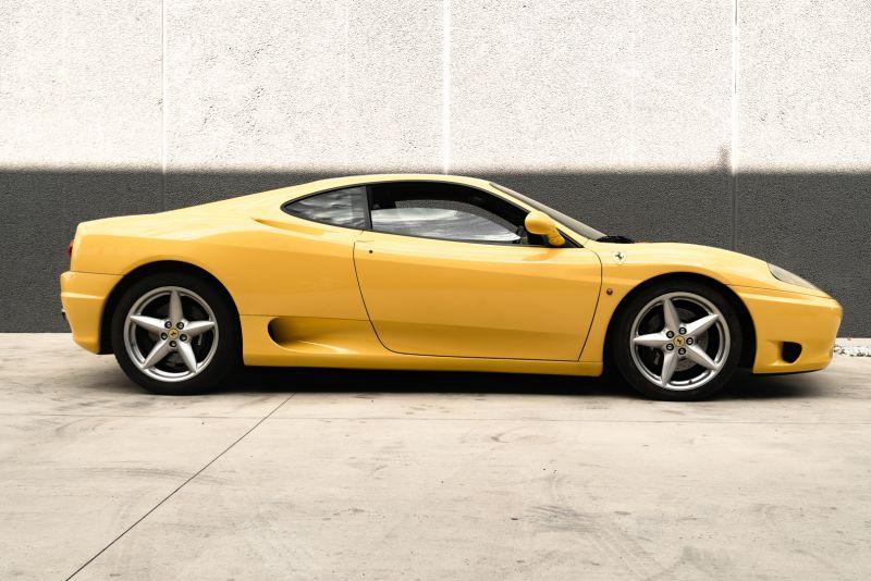 2001 Ferrari 360 Modena F1 81209