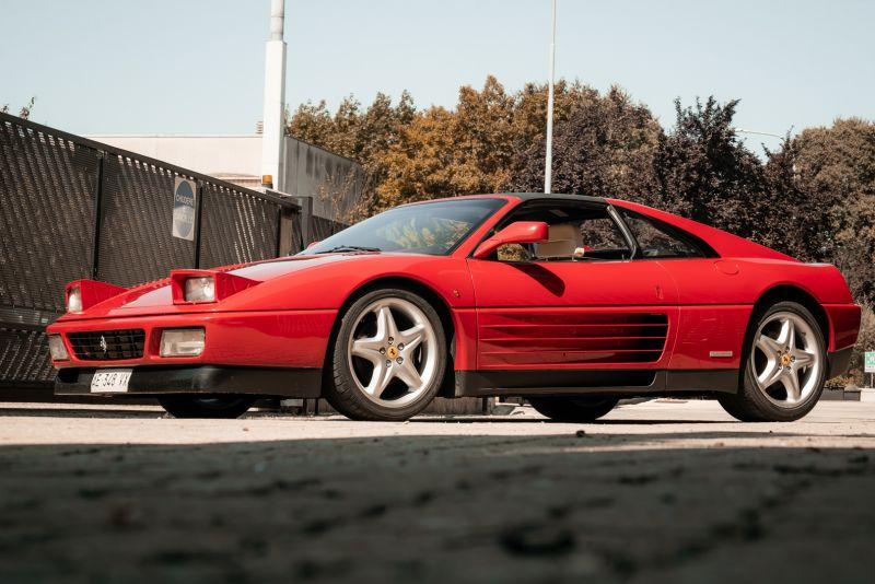 1992 Ferrari 348 TS 80500