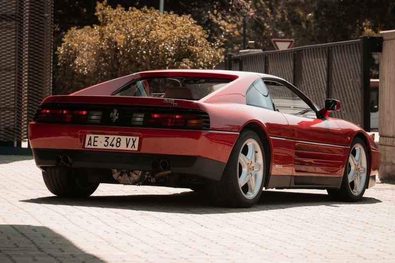 1992 Ferrari 348 TS 80502