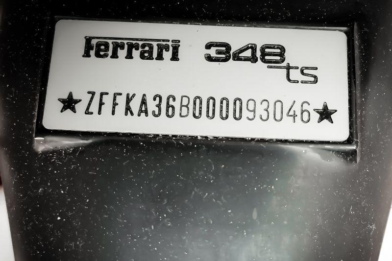 1992 Ferrari 348 TS 80790
