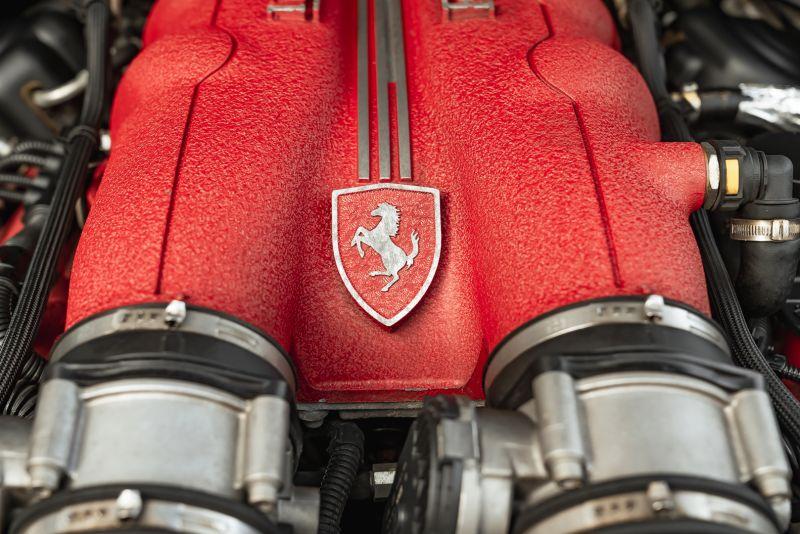 2010 Ferrari California 4.3 DCT 83052