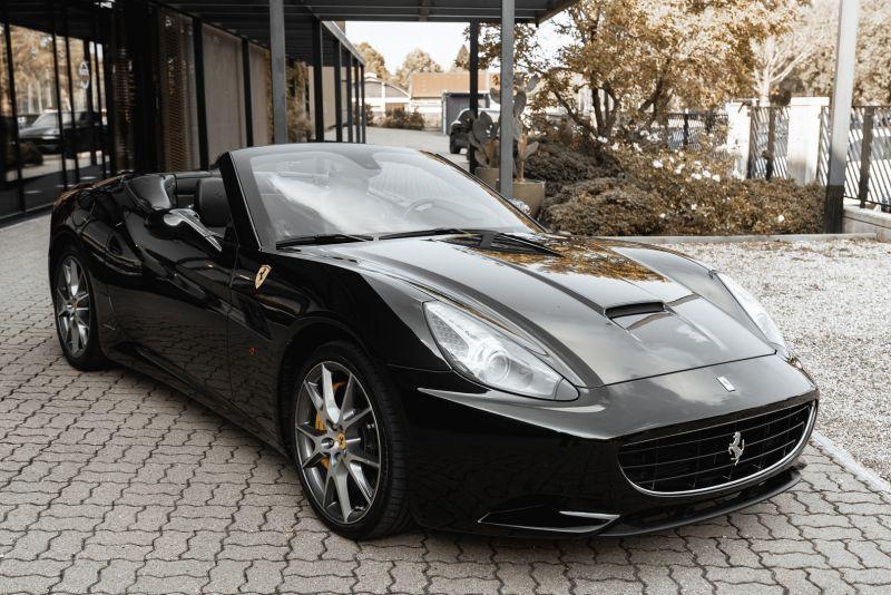 2010 Ferrari California 4.3 DCT 83007