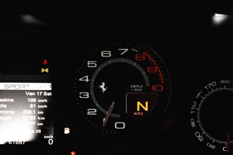 2010 Ferrari California 4.3 DCT 83029