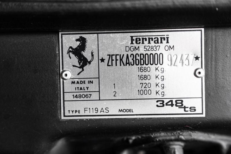 1991 Ferrari 348 TS 84351